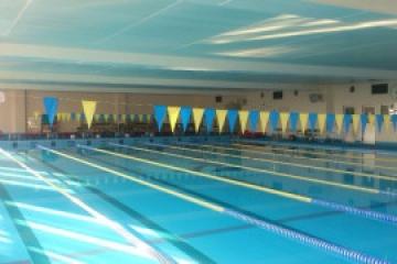 帝京大学水泳部へ指導に行ってきました!