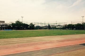 久喜高校陸上部への指導(第一回)