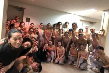 現代舞踊名作劇場「体」報告
