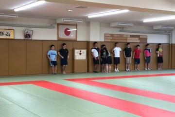 帝京大学水泳部への指導(第四回)