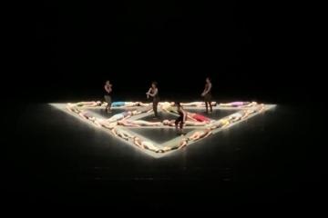 ダンスセッション「Three-in-one」報告